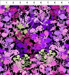 Dreamscapes 2 Purple Floral